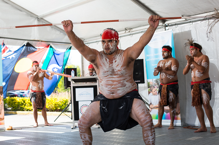 Open Minds Reconciliation Week Fun Day
