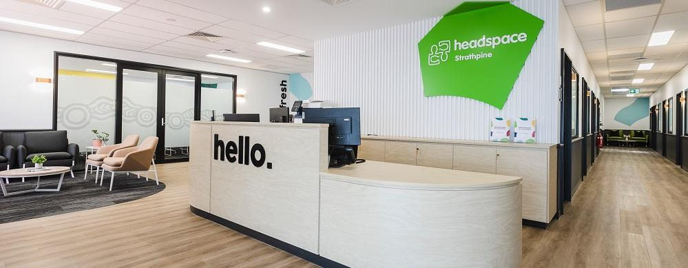 headspace Strathpine is open to support young people